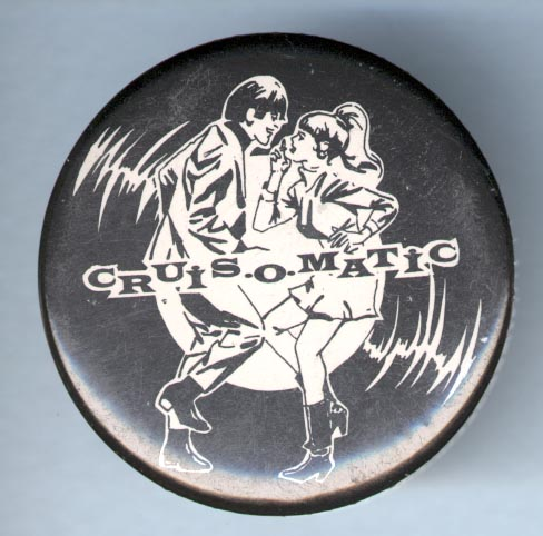 Cruis-O-Matic party button