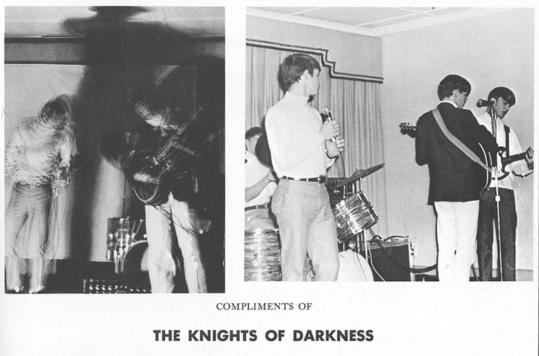 The Knights of Darkness